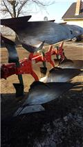 Vogel & Noot M 1000 3 vasú váltvaforgató eke, 2014, Váltvaforgató ekék