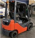 Toyota 8 FD F 15, 2012, Diesel Forklifts