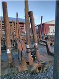 Timberjack 1210, iba pang mga bahagi