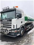 Scania R 164 GB, 2004, Tankbilar