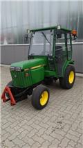 John Deere 855, 1986, Manji traktori