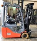 Toyota 8FB, 2018, Electric Forklifts