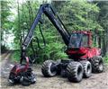 Komatsu 911.5, 2014, Harvesters