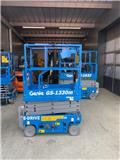 Genie GS 1330، 2020، رافعات مقصية الشكل