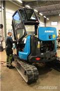 Service för entreprenadmaskiner, Crawler Excavators