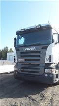Контейнеровоз Scania R 12 LB, 2005 г., 1716000 ч.