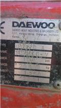 Daewoo DH 220 LC, 2001, Beltegraver