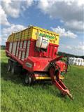 Pöttinger EuroProfi 5000, 2006, Self-loading trailers