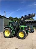 John Deere 7530 Premium, 2010, Tractors