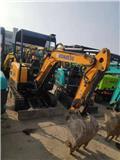 Komatsu PC25, 2015, Mini Excavators <7t (Mini Diggers)