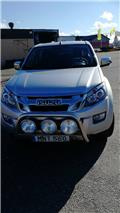 Isuzu D-MAX, 2013, Pick up/Dropside