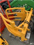 Other New Round bale gripper EURO bracket, 200 kg weight, Accesorii încarcatoare frontale