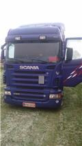 Scania R 500, 2007, Kuorma-autoalustat