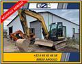 Yanmar SV 100-2, 2016, Mini excavators  7t - 12t