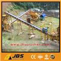 JBS 80-120 TPH Granite Stone Crusher Plant、2018、骨材プラント