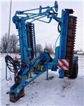 Lemken Zirkon 9/600 K, 2004, Power harrows and rototillers