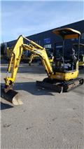 Komatsu PC 18 MR-2, 2007, Mini excavators < 7t (Mini diggers)
