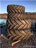 Michelin AXIOBIB IF 710/70R42, 2017, Däck, hjul och fälgar