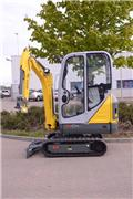 Wacker Neuson 1404, 2016, Mini excavators < 7t (Mini diggers)