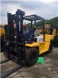 Komatsu FD80, 2014, Dieselmotviktstruckar