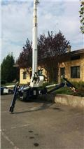 Cela DT 30, 2017, Telescopic boom lifts