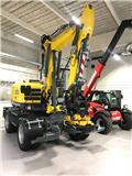 Wacker Neuson EW100, 2018, Wheeled Excavators
