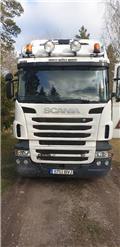 Scania R 560، 2010، شاحنات أشجار