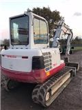Takeuchi TB145, 2007, Crawler Excavators
