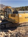 Sumitomo Sh 450, 2008, Crawler excavators