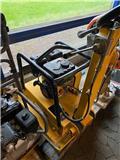 Bernards R1160-2 pladevibrator 150 kg، 2018، دكاكات أفقية