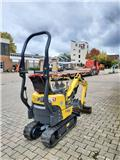 Yanmar SV 08-1 A, Mini Excavators <7t (Mini Diggers)