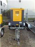 Atlas Copco QAS 60, 2015, Diesel Generatorer