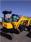 Yanmar Vio 20-3、小型挖土機(掘鑿機,挖掘機)<7t(小型diggers)