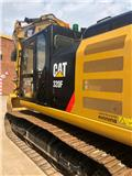 Caterpillar 320, 2017, Crawler excavator