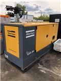 Atlas Copco QAS 80, 2008, Dyzeliniai generatoriai
