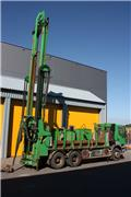 Knebel HY 100 BRS, 2001, Waterwell drill rigs