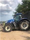New Holland T 7.315 AC, 2016, Traktori