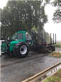 Prosilva Half Track F2 forwarder, 2016, Forwarders