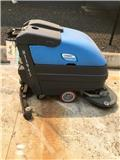 Fimap GAMMA 83 II BT, Combination sweeper scrubbers