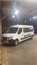 Nissan Interstar, 2014, Mini buses