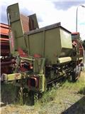 Bergmann K 90, Kombajny ziemniaczane i kopaczki