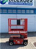 PB Lifttechnik David PB75 V, 2003, Otras plataformas elevadoras