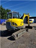 Wacker Neuson 50Z3VDS, 2016, Mini excavators < 7t (Mini diggers)