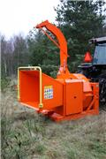 PC 270-PEH SOLD 23 mm, 2017, Wood chippers