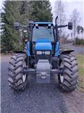 New Holland TS 115, 2000, Tractors