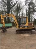 Caterpillar 307 B, 1999, Mini excavators  7t - 12t
