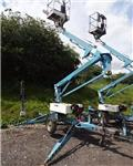 Niftylift 120 T, 2006, Trailer mounted aerial platforms
