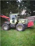 Werner WF Trac 1100, 2003, Skovbrugstraktorer