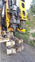 Klemm KD1624HP, 2017, Hydraulic Pile Hammers