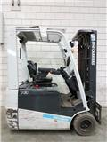 Nissan AG1N1L18Q, 2014, Electric forklift trucks